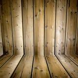 wsiada drewnianego Zdjęcie Stock