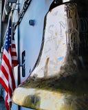 Wsiadać USS Midway muzeum Obraz Stock