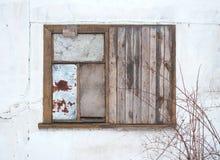 Wsiadający okno Zdjęcia Stock