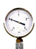 wskaźnik ciśnienia Obrazy Royalty Free