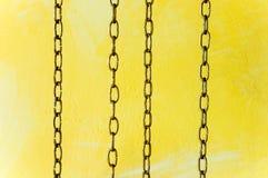wskaźniki łańcuchów pionowe zdjęcia stock