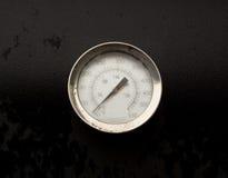 wskaźnik temperatury Obrazy Royalty Free