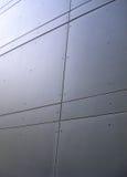 Współczesna architektura. Fasada. Szczegół. Zdjęcie Royalty Free