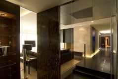 współczesny loft zdjęcie royalty free