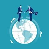 współpraca globalny ilustracji