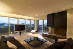 współczesny loft Fotografia Stock