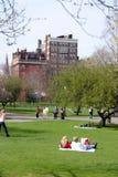 wspólne bostonu ogrodu społeczeństwo usa Zdjęcie Royalty Free