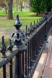 wspólne bostonu ogrodu społeczeństwo usa Fotografia Royalty Free