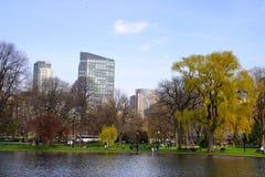 wspólne bostonu ogrodu społeczeństwo usa Zdjęcie Stock