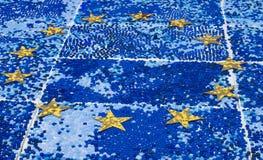 Wspólnoty Europejskiej pojęcie Fotografia Stock