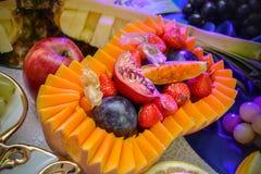 Wspaniały owoc bufet obrazy stock