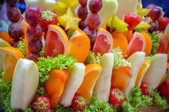 Wspaniały owoc bufet zdjęcie royalty free