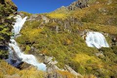 Wspaniała natura Nowa Zelandia Obraz Royalty Free