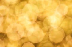 Wspaniała złota błyskotliwość, luksusowy wakacyjny tło obrazy royalty free