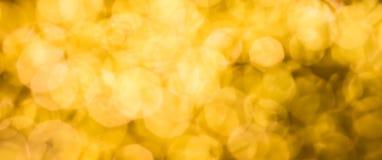 Wspaniała złota błyskotliwość, luksusowy wakacyjny tło fotografia stock