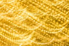Wspaniała złota błyskotliwość, luksusowy wakacyjny tło obraz royalty free