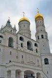 wspaniały bell Ivan wieży kreml Moscow Obrazy Stock