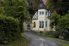 wspaniały dom fotografia royalty free