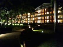 Wspaniały hotel obrazy royalty free