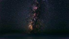 Wspaniały Milky sposób Obraz Royalty Free