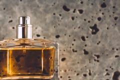 wspaniały pachnidła perfumowanie, luxe wakacyjny prezent zdjęcie stock