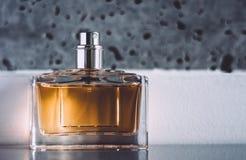 wspaniały pachnidła perfumowanie, luxe wakacyjny prezent obraz stock