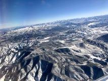 Wspaniały pasmo górskie Nad Kolorado 3 zdjęcia stock