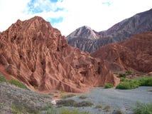 Wspaniała góra Zdjęcie Royalty Free