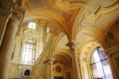 wspaniały architektury schody Obraz Stock