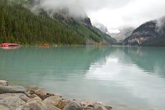 wspaniały jeziorny ludwik Zdjęcie Stock