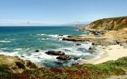 Wspaniały Pacyficzny ocean Zdjęcie Royalty Free