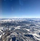 Wspaniały pasmo górskie Nad Kolorado obraz stock