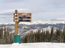 Wspaniały pasmo górskie Nad Kolorado 2 Fotografia Stock