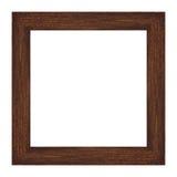 wspaniały ramowy drewniane Zdjęcie Royalty Free