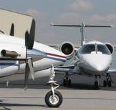 wsparcie samolotów Obrazy Royalty Free
