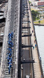 wspinaczki 24 bridżowego schronienia 2010 Styczeń Sydney Obrazy Stock