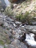 Wspinaczki góra Zdjęcie Royalty Free