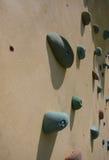 Wspinaczkowa ściana Obrazy Stock