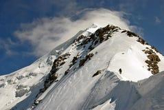 Wspinaczkowa góra Titnuld Obrazy Royalty Free