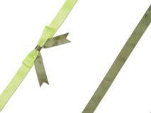 wstążka bow Zdjęcie Stock