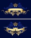 wstążka dekoracyjny Fotografia Royalty Free