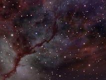 wszechświat Obrazy Stock