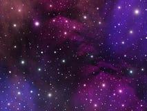 wszechświat Zdjęcie Stock