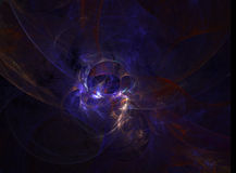 wszechświat abstrakcyjne Zdjęcia Royalty Free