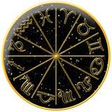 wszechrzeczy zodiak Obrazy Royalty Free