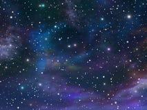 wszechświat Obraz Stock