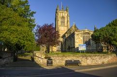 Wszystkie świętego Farny kościół Zdjęcie Stock