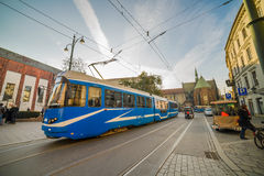 Wszystkie świętego kwadrat w Krakow Zdjęcia Stock