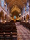 Wszystkie święty kaplica--Sewanee, Tennessee obrazy royalty free