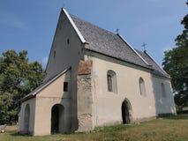 Wszystkie święty kościół, Szydlow, Polska Zdjęcie Stock